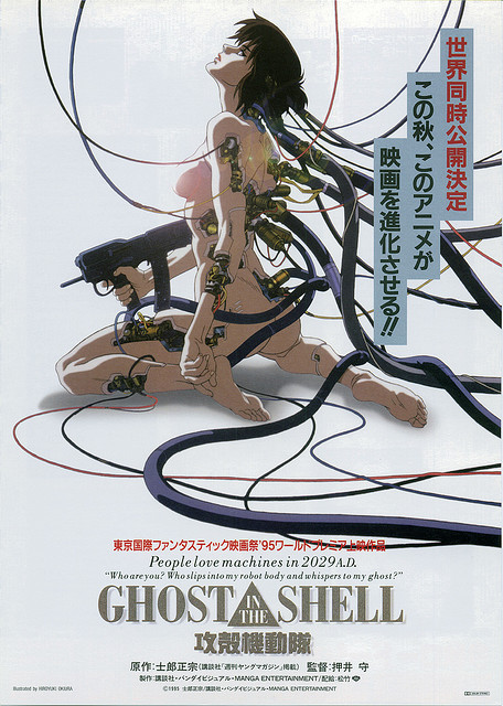 Descargar Ghost in the Shell 1995 [Tetra Audio][MEGA]