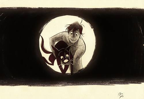 Nominated for an Oscar in Animated Shorts: Adam and Dog.