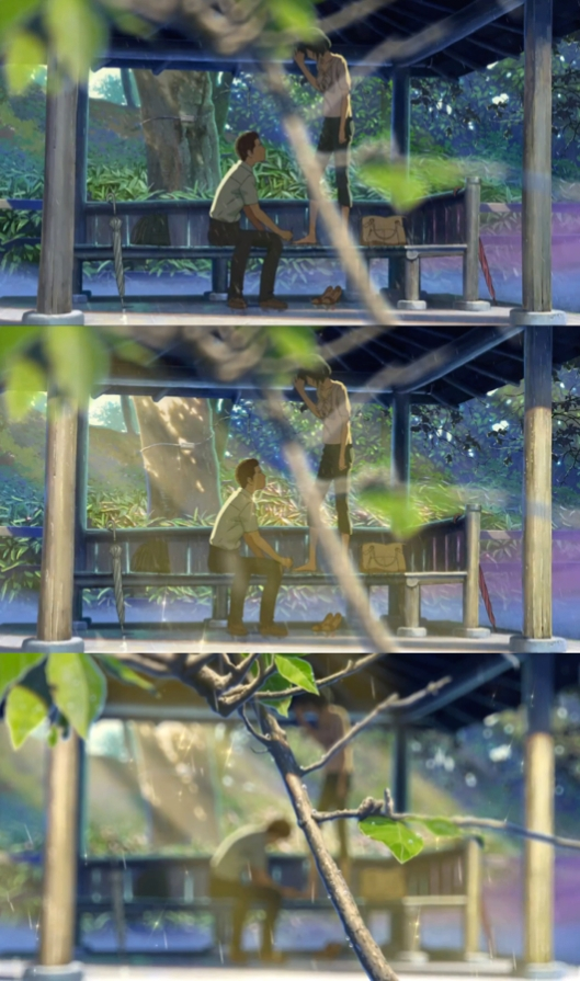 kotonohanoniwa 11 - ending trailer