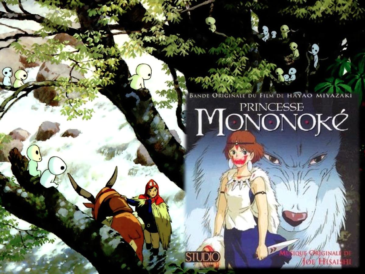 mononoke hime soundtrack descargar minecraft