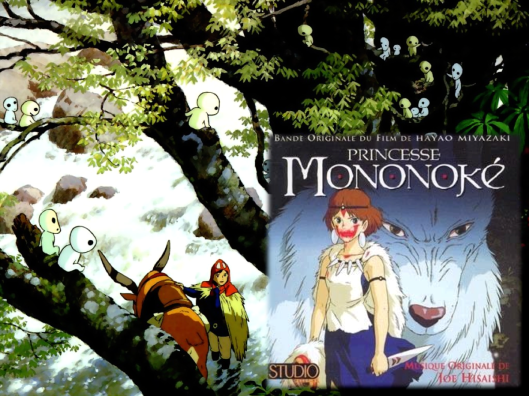 Mononoke hime soundtrack 3