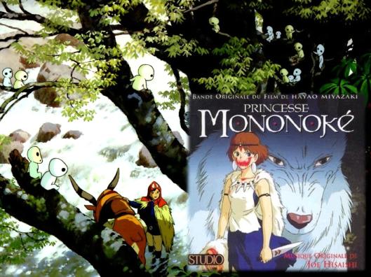 Mononoke hime soundtrack 3