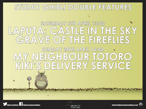 ghibli double bills