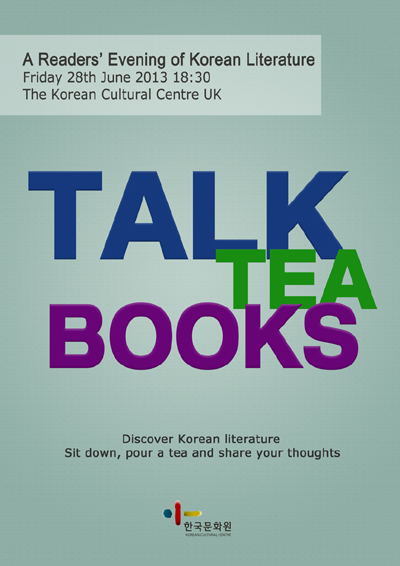 KCCUK Talk Tea Books