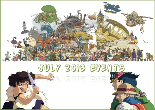 july 2013 events