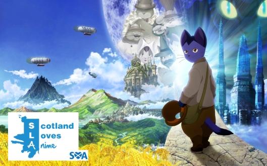 Scotland Loves Anime Header