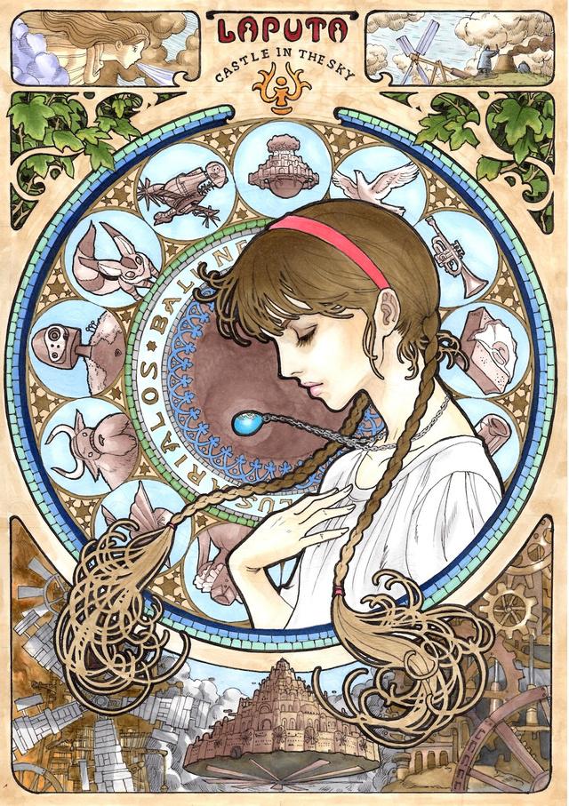 Studio Ghibli The Cat Returns Gif