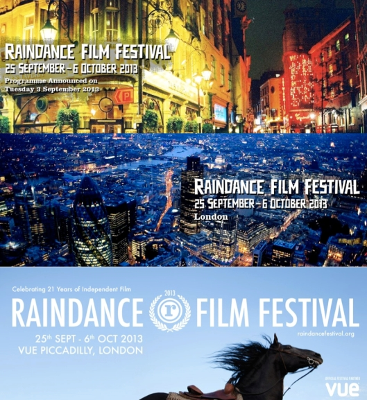 raindance poster times three