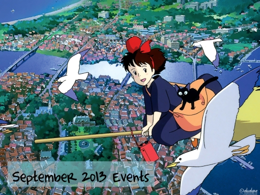 September 2013 Events
