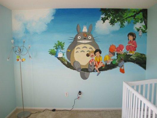 Studio Ghibli nursery